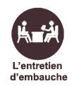 logo entretien d'embauche