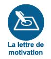 réussir lettre de motivation